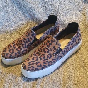 BCBG Generation Casey Slip on Platform Shoes